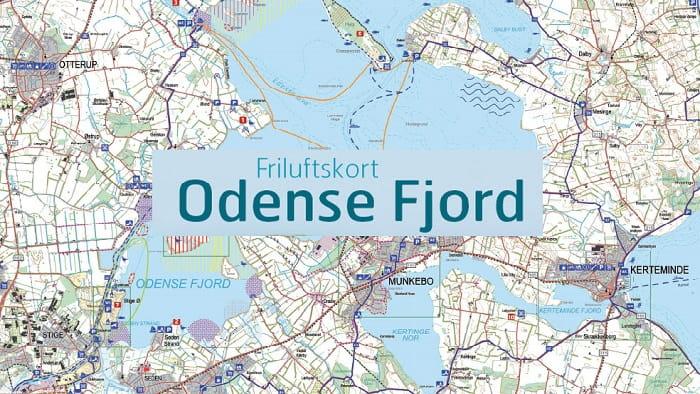Odense fjord kort